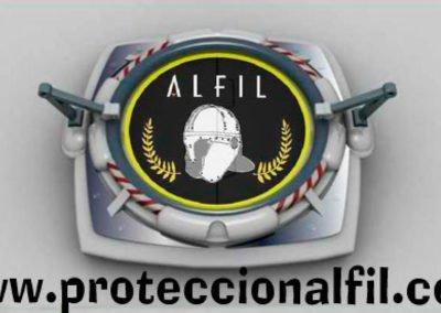 Imagen del Diseño del sitio web de Proteccion Alfil ubicada en Xalapa, Veracruz - JuCri - WebDesign Mexico